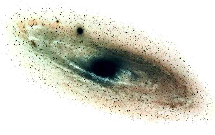 Sverre Aarseth's Institute of Astronomy Homepage